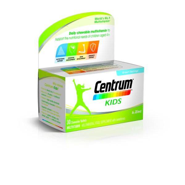 CENTRUM KIDS (30'S)