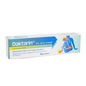 DAKTARIN 2% CREAM 30G