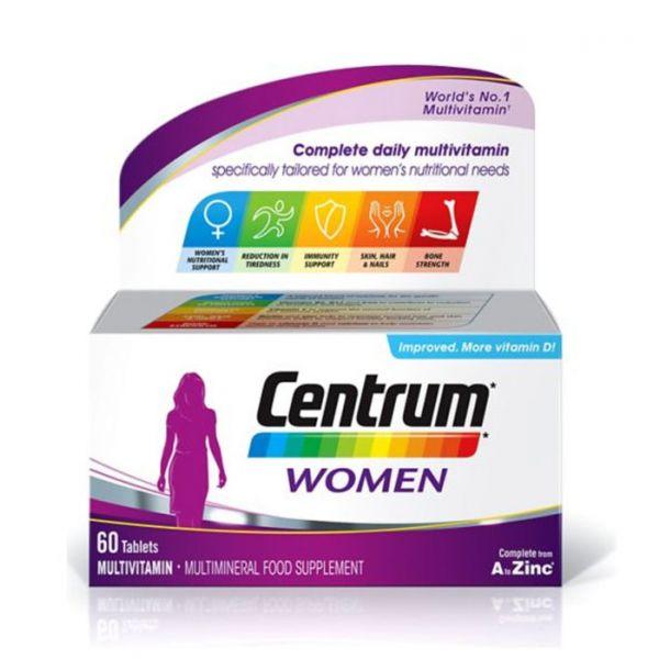 CENTRUM WOMEN (60'S)