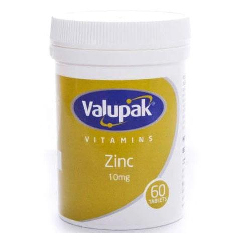 VALUPAK ZINC GLUCONATE TABS