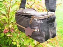 Brennender Schuh - Stern Reißverschluss Kameratasche outdoor