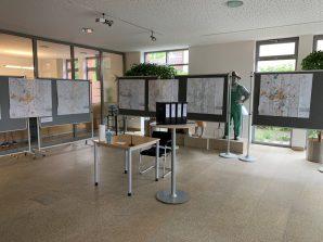 Detaillierte Planungsunterlagen liegen zur öffentlichen Einsicht im Rahmen des Raumordnungsverfahrens bei den Gemeinden aus. Foto: Thomas Riedrich