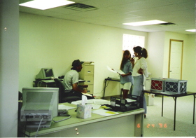 First Office