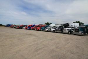 Truck Lineup