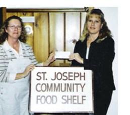 Food Shelf Donation