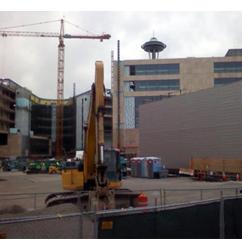 Bill Gates Foundation Project, Seattle
