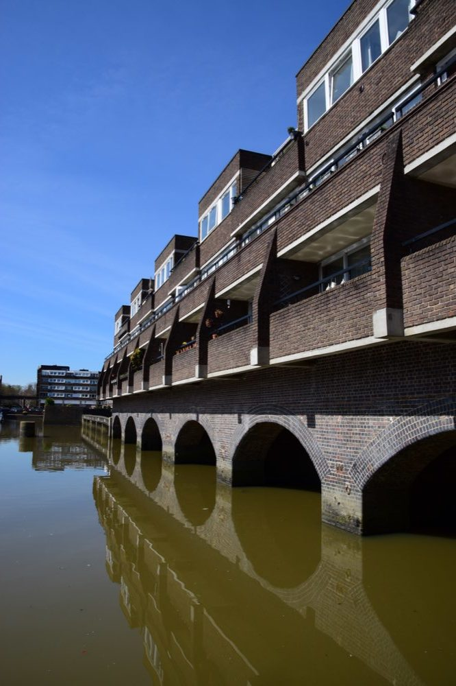 Brentford Dock arches