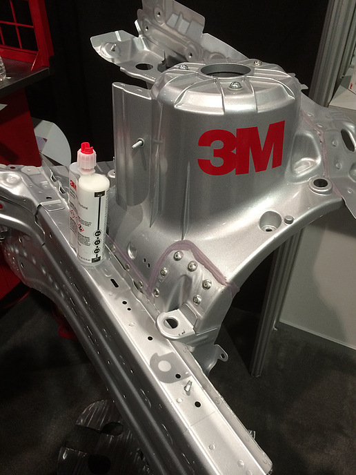 chassis rear subframe reinforcement