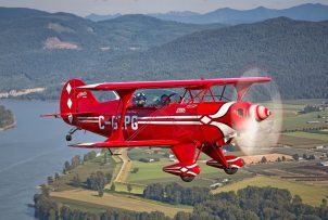 Pitts Over Abbotsford