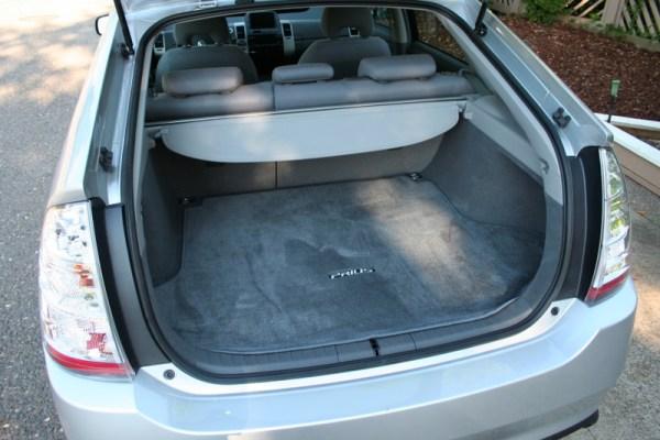 Hatchback Open
