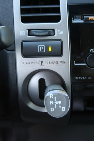 Gearshift and Parking Brake