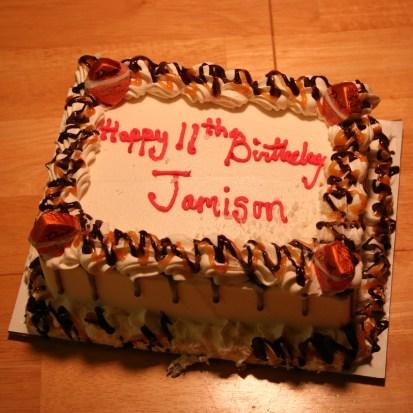 Ice Cream Birthday Cake