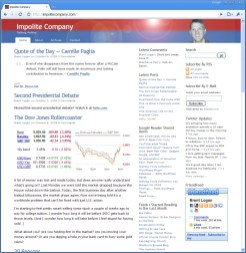 Impolite Company Main Page