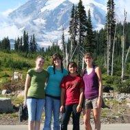 Melissa, Heather, Mckenzie, and Ashley