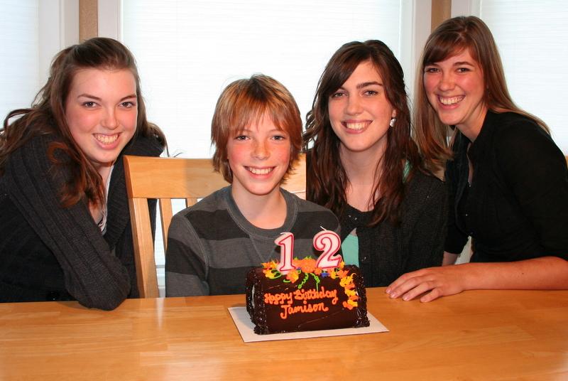 Happy Birthday, Jamison!
