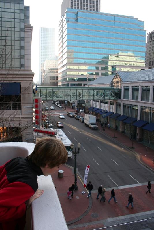 Jamison in Portland