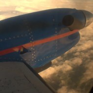 Flying Over Oregon