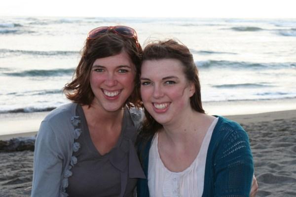 Ashley and Melissa