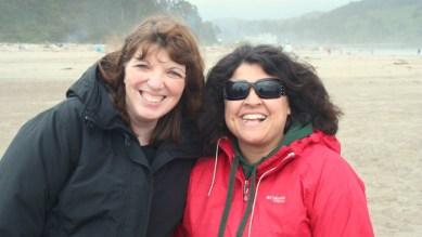 Suzi and Kristi