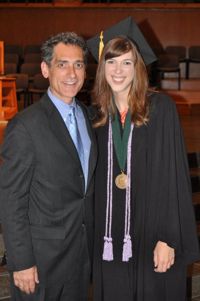 Dr. Kraig Scott and Ashley