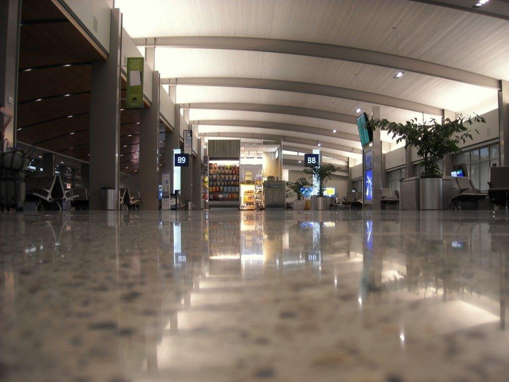 SMF Terminal B