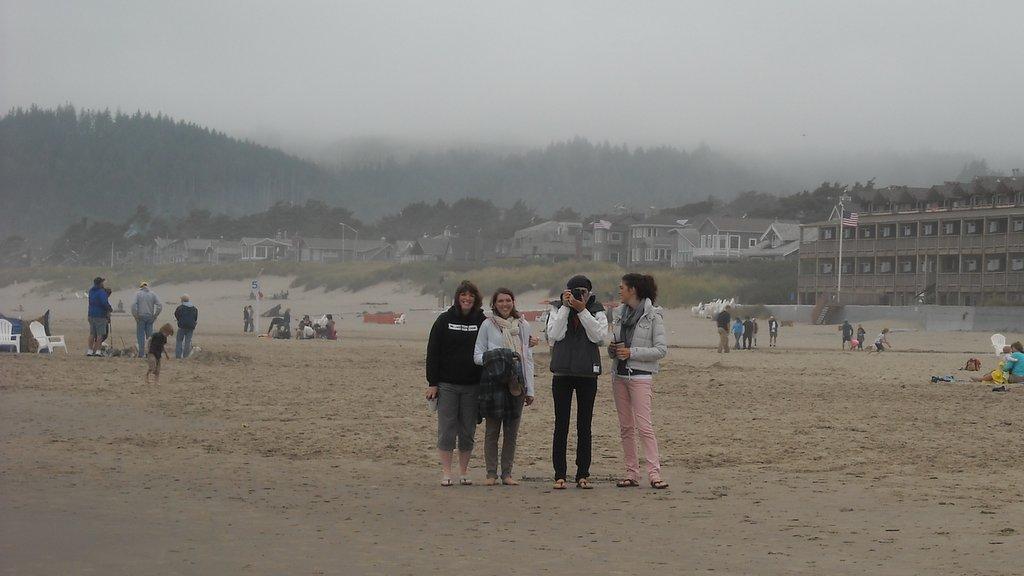 Suzi, Melissa, Ashley, and Heather