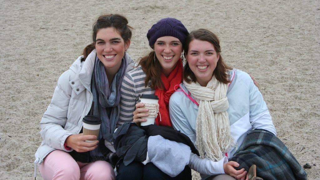 Heather, Ashley, and Melissa
