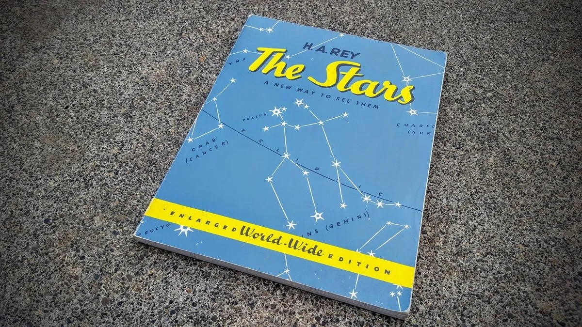 The Stars, by H. A. Rey