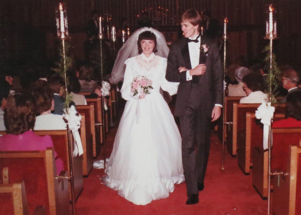 Happy Anniversary, Suzi!
