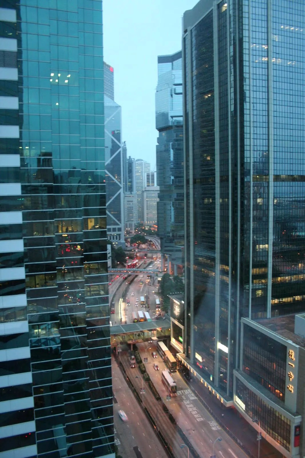 Trip to Asia — Hong Kong Saturday