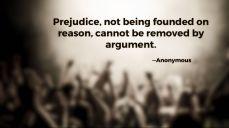 prejudice-reason