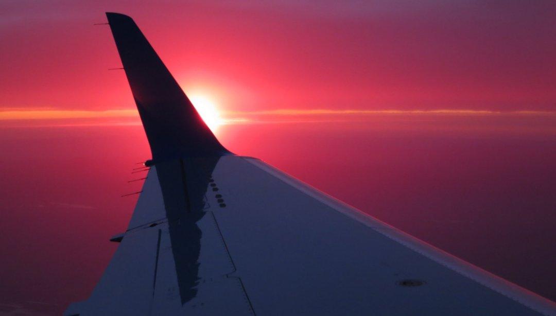 Sunset Over Sacramento