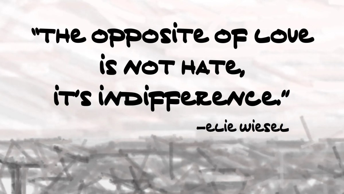 Elie Wiesel on Love