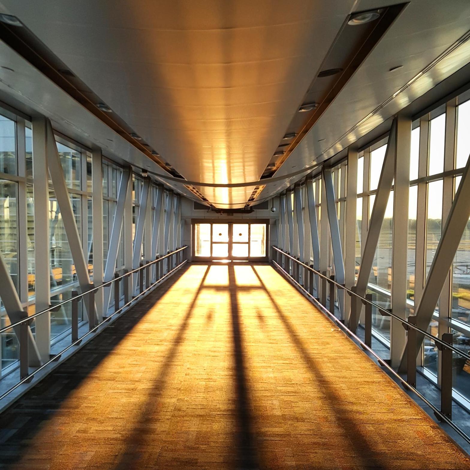 SMF Terminal B Skybridge