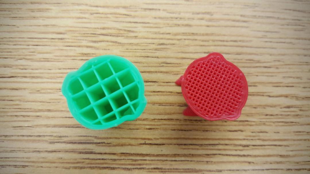 3D cross-section