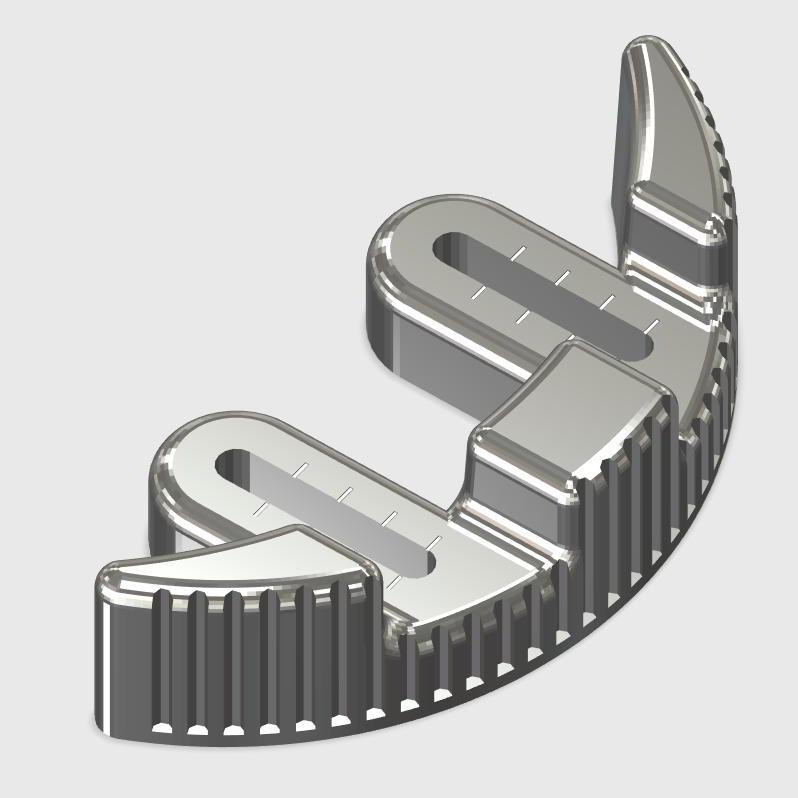 Convex Longboard Footstop, Part II