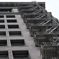Spalding Building detail