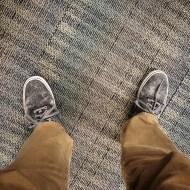 IAD carpet - starting home