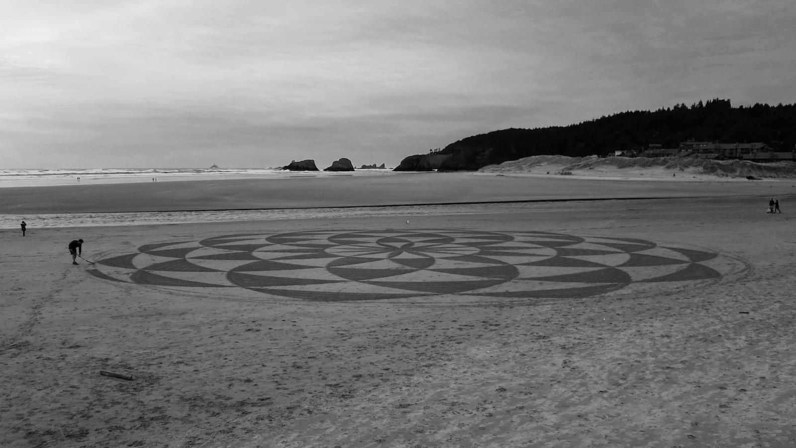 Sand Pattern