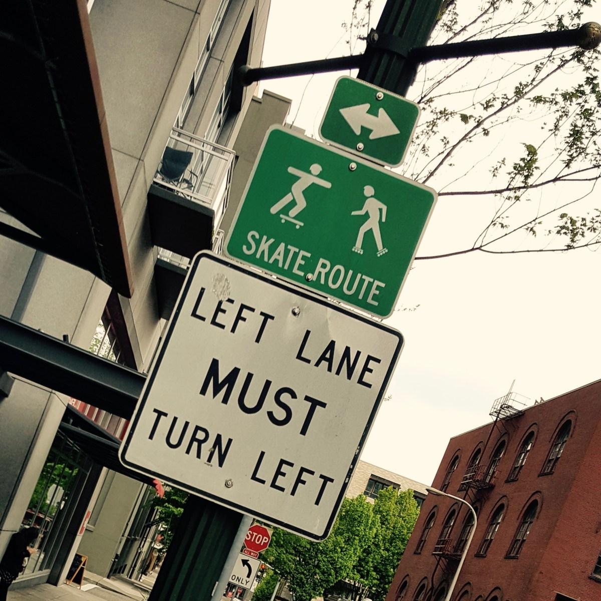 Skate Route