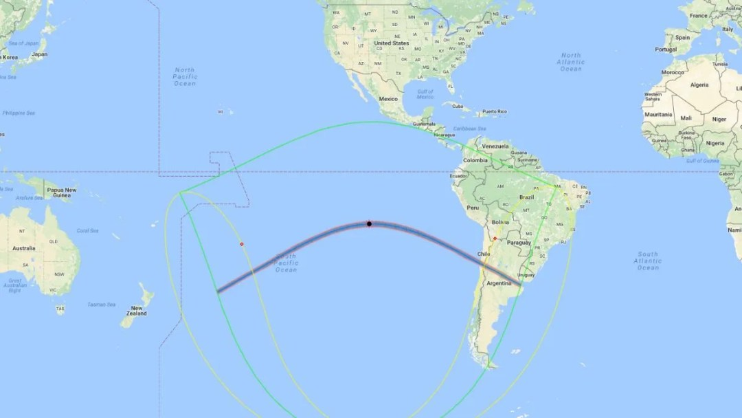 The next total eclipse