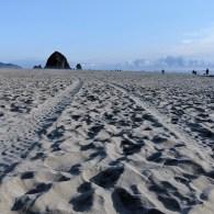 Haystack Rock at Cannon Beach
