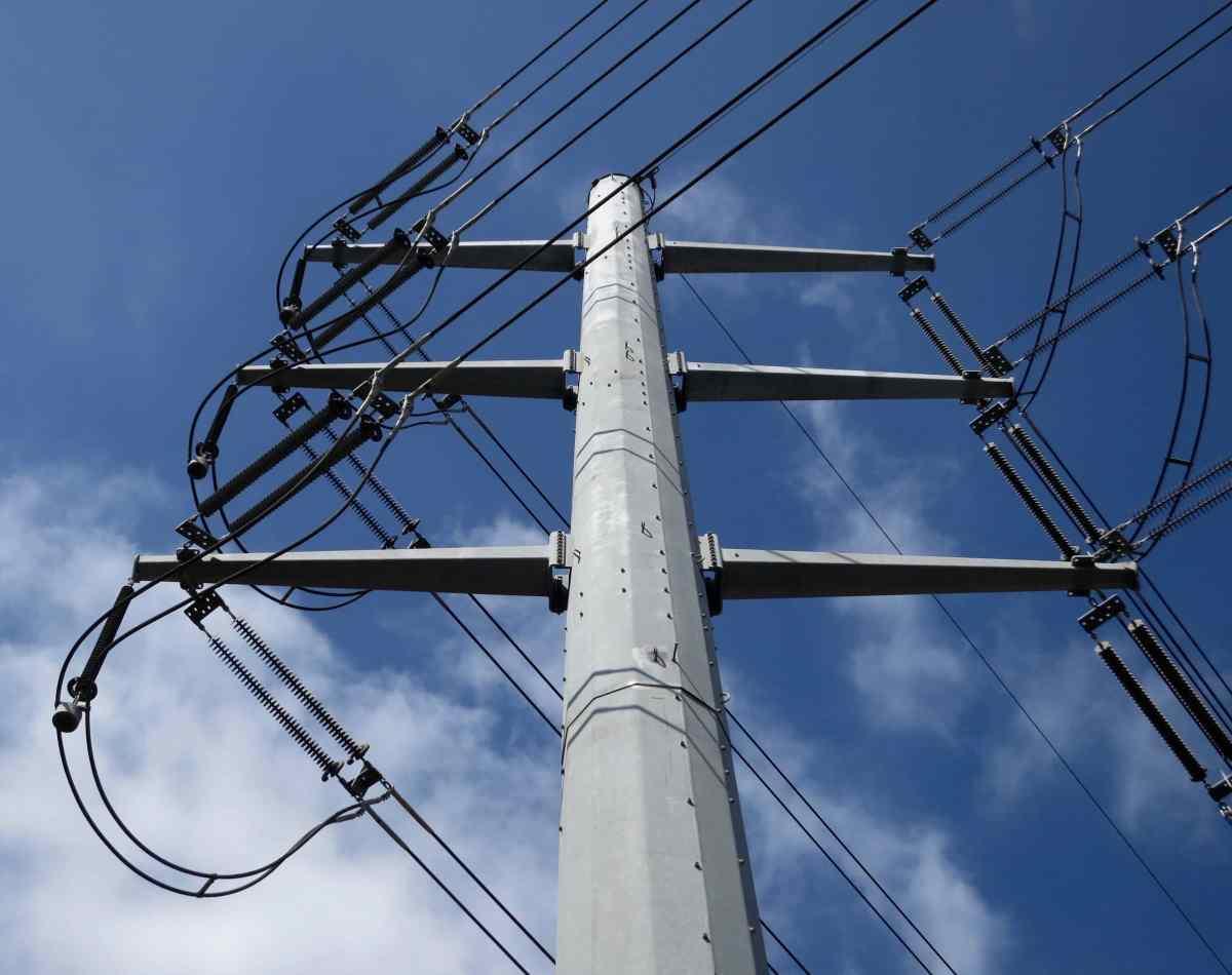 Anaheim power pole