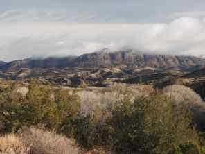 View from Casitas de Gila