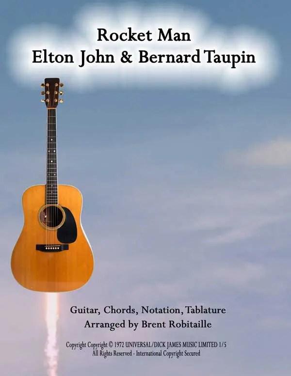 rocket-man-guitar-cover