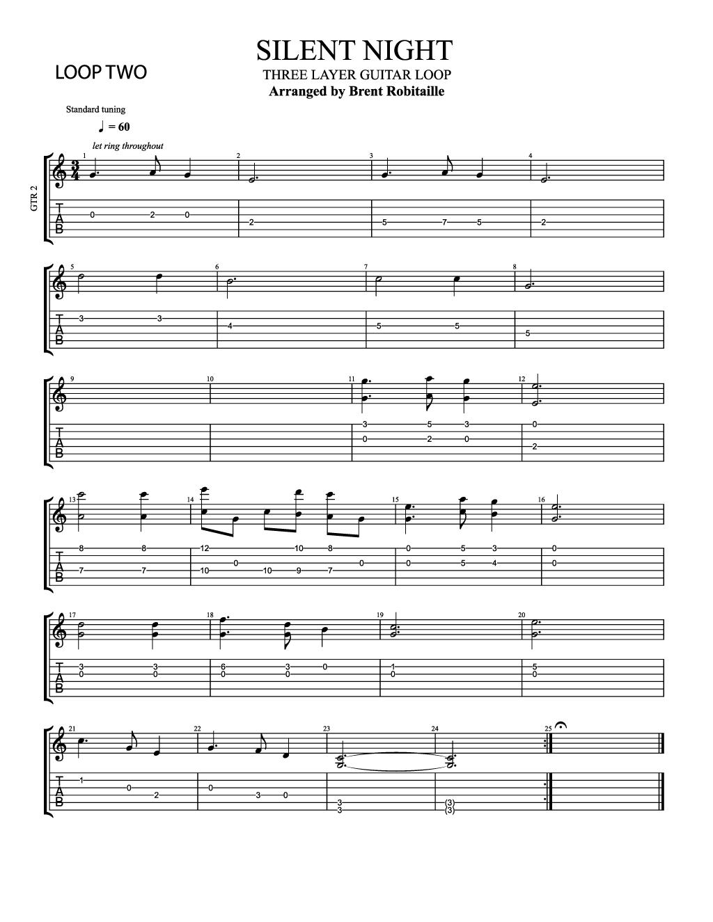 Silent-Night-Guitar-Looper-Pedal-Loop-Two