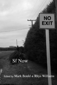 "Cover of Paradoxa: SF NOW, sign says ""no exit"""
