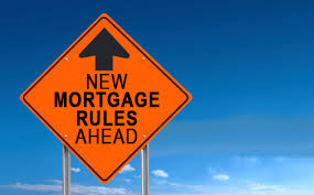 Mortgage rule changes1