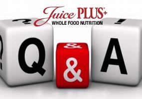 Juice Plus+ Questions & Answers