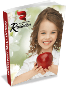 Healthy Living Revolution Children's Book
